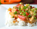 Organic, Sugar Free Sweet and Sour Chicken