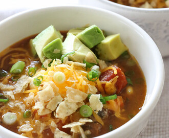 Hearty Vegetarian Pumpkin Chili