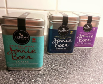 Review: Original spices van Jonnie Boer