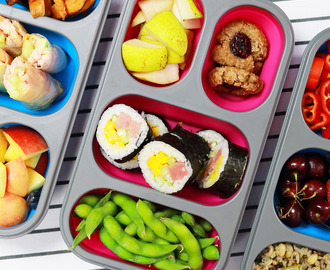 3 Bento Box Lunches