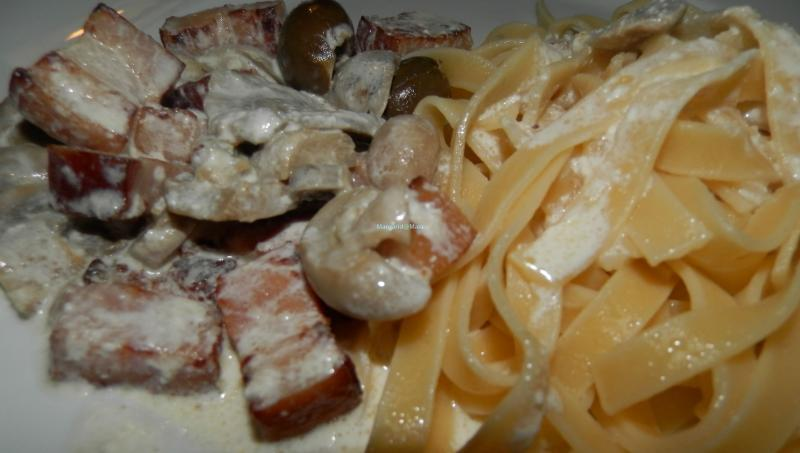"Tagliatelle ""My Way"""