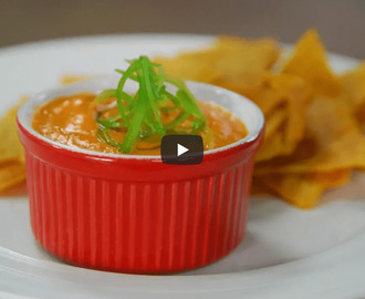 Tomato And Almond Sauce Recipe Video