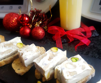 TURRÓN  DE CAMEMBERT CON FRUTOS SECOS EN THERMOMIX ®