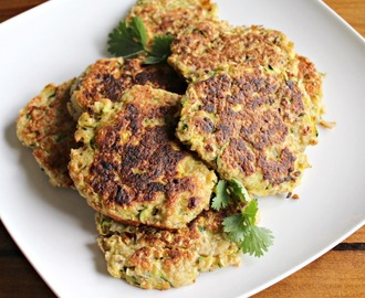 Zucchini and Summer Squash Fritters Recipe