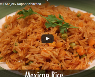 Mexican Rice Recipe Video