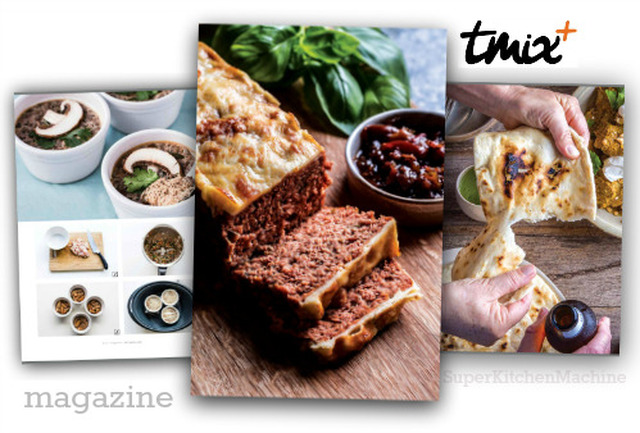 Thermomix Meatloaf recipe from TMix+ Magazine