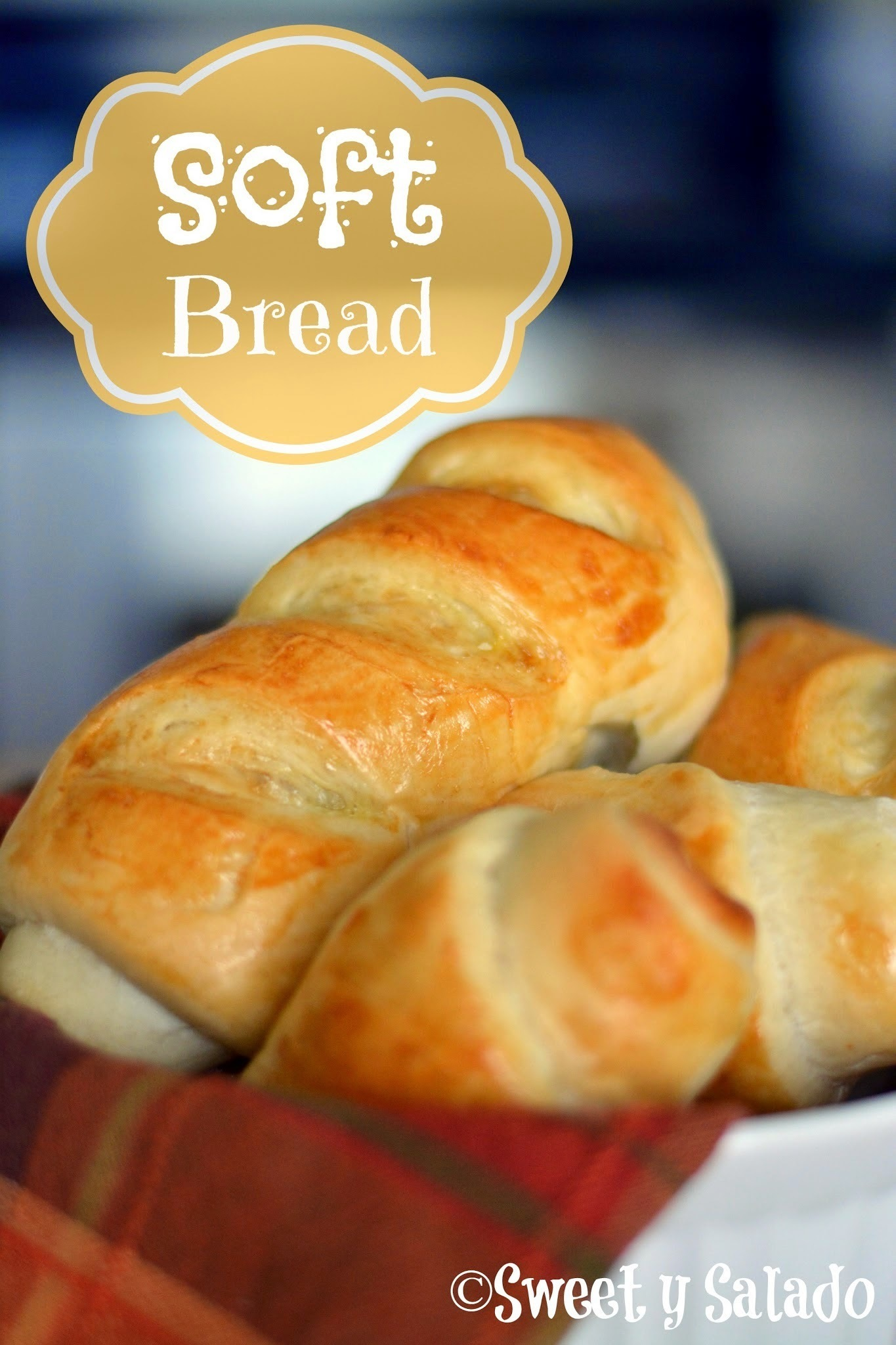 Colombian Soft Bread Rolls