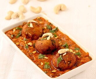 Stuffed Paneer Kofta recipe
