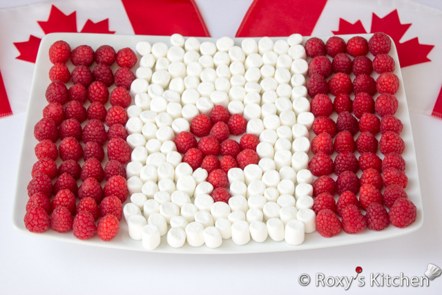 Wordless Wednesdays – Planning Our Activities For Canada Day!