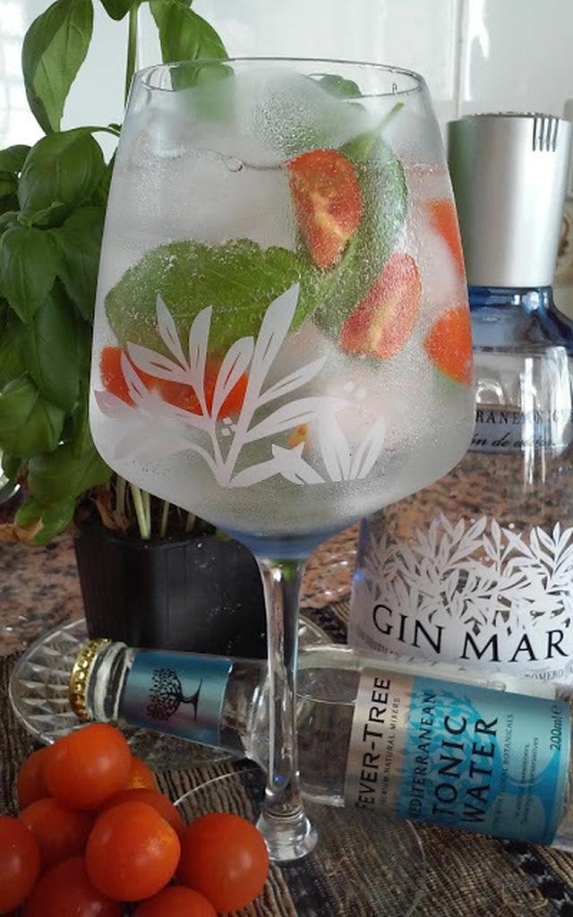 A Tasca do Gin - Gin Mare (Perfect Serve 4)