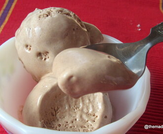 Chocolate And Coffee Ice Cream