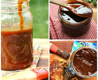 Five Barbecue Sauce Recipes for Easy Summer Grilling