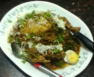 Murg Musallam [A Royal Awadhi Chicken Recipe]