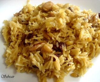 ARROZ BASMATI AL CURRY  (fussioncook)