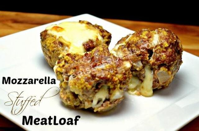 StoveTop Stuffing Meatloaf recipe