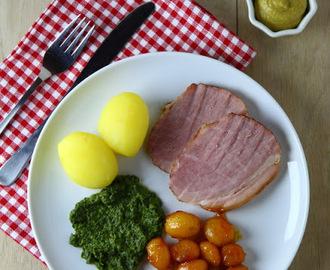 Kold skinke med tilbehør opskrifter - myTaste