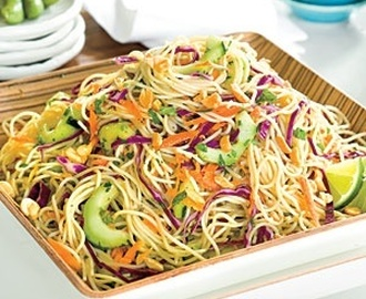 Thai Noodle Salad Recipe