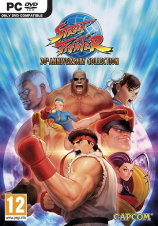 Street Fighter / 30th Anniversary edition