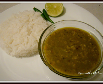 Gongura leaves daal