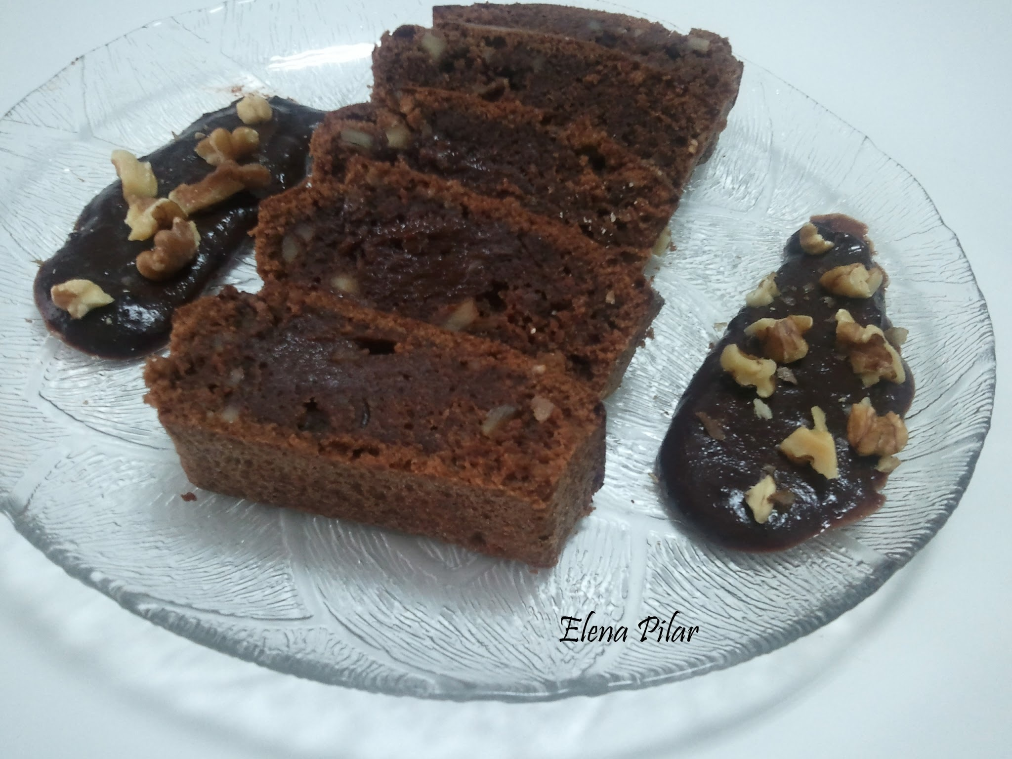 Brownies de Chocolate Negro y Nueces