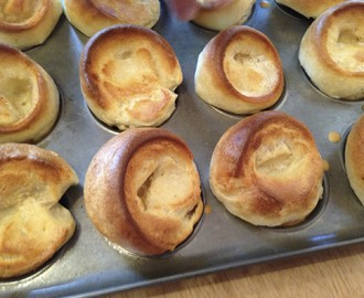 A & C Cook: Yorkshire Puddings