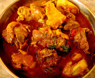 Chicken curry (Orissa  style)