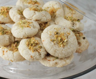 Orange Cardamom Holiday Cookies for Kids Cancer