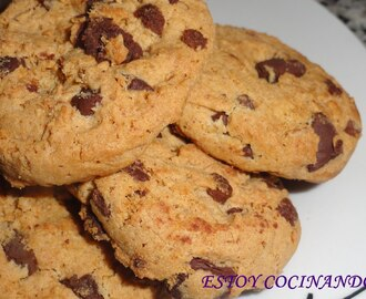 GALLETAS CON CHOCOLATE Y NUECES PARA MI AIG