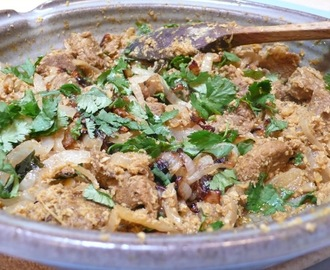Lamb And Coconut Curry From Kerala's Christian Community