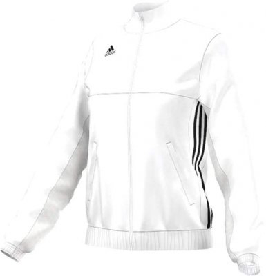 ADIDAS Team Jacka Vit Women T16 (XL)