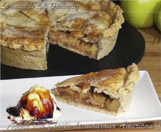 Apple Pie (Tarta de manzana Americana)