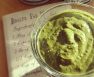 Recept: Groene Smoothie 'Super Spinach'