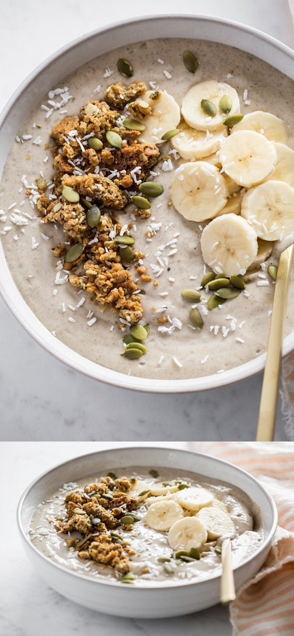In the Buff Smoothie Bowl