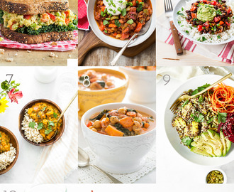 Cozy plant-based meals for the blustery winter days ahead