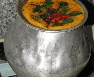 Tengapal  Rasam – Watery  Soup with Coconut Milk