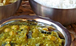 Vegetables  Curry &  Sabzi