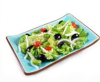 Recetas de ensalada de habas frescas mytaste for Como se cocinan las habas