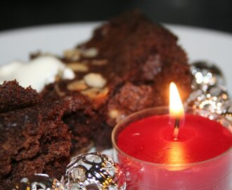 Brownies og 1. søndag i advent