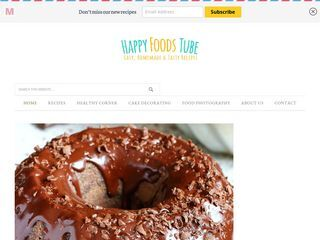 HappyFoods Tube
