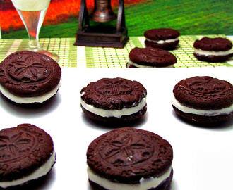 Oreo Cookies / Fauxreos~ Baking Partners #2