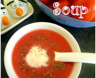 Easy Tomato Soup Recipe | Tomato Soup Recipe
