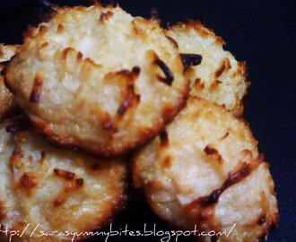 how to make coconut macaroons using condensed milk