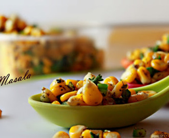 Corn Salad | Sweet Corn Recipe