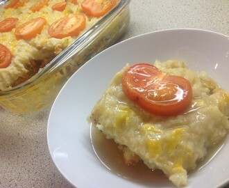 Not So Traditional Shepherds Pie
