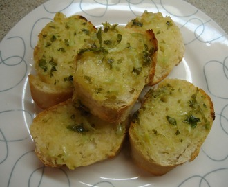 Homemade Garlic Bread
