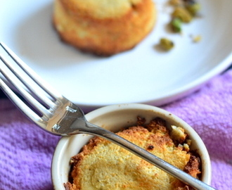 Chena Poda : Burnt Cottage Cheese cake