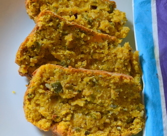 Sweet Potato Pumpkin Seed Bread