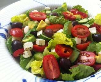 Sommersalat med agurk opskrifter - myTaste