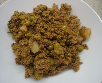 Keema (Lamb Mince Curry)