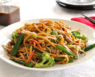 Chinese Stir Fry Noodles – Build Your Own